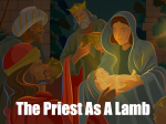 The Priest As A Lamb