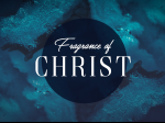 Fragrance Of Christ