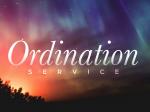 Palm Sunday Ordination Service